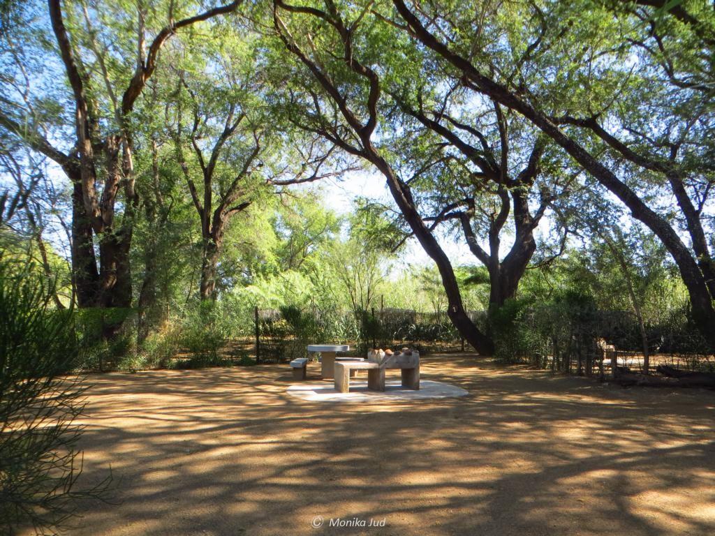 Zeltplatz - River Guesthouse Omaruru