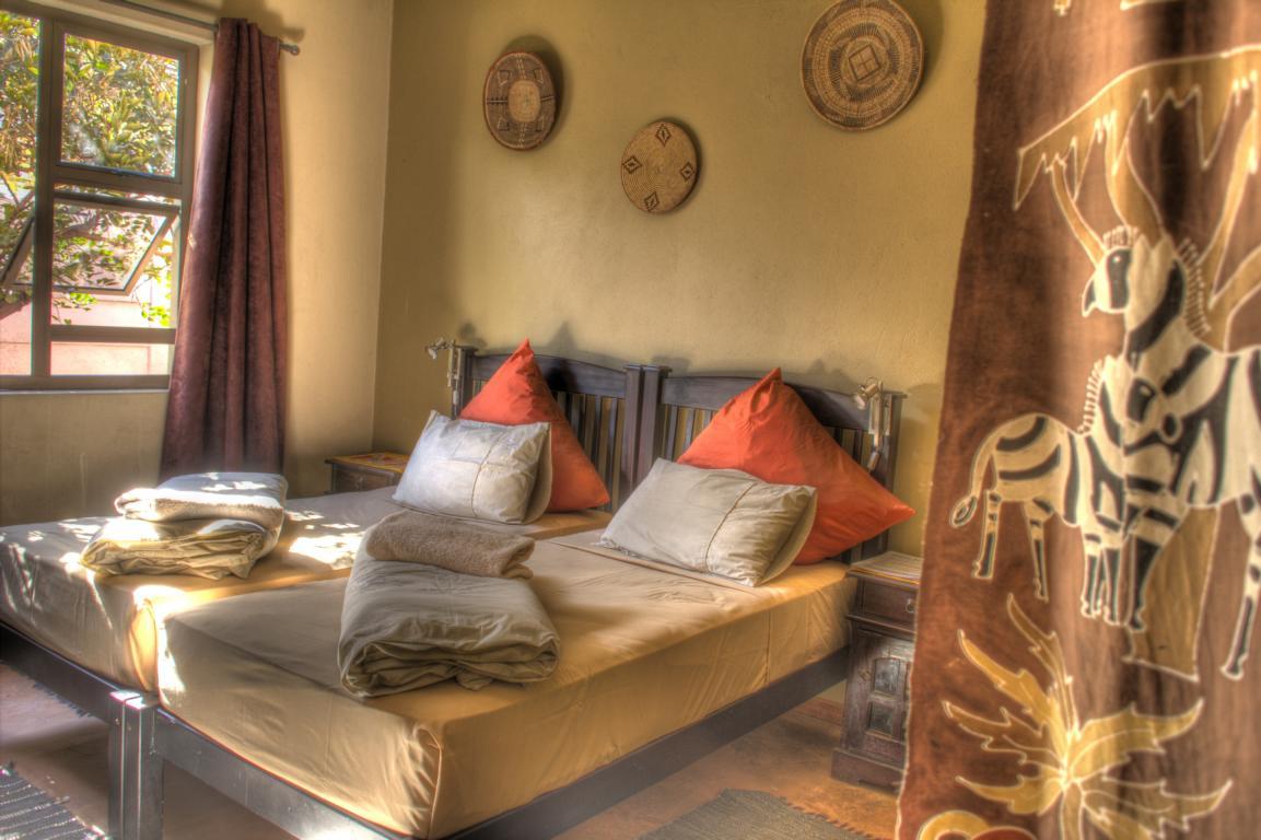 Zimmer - Chameleon Backpacker und Guesthouse
