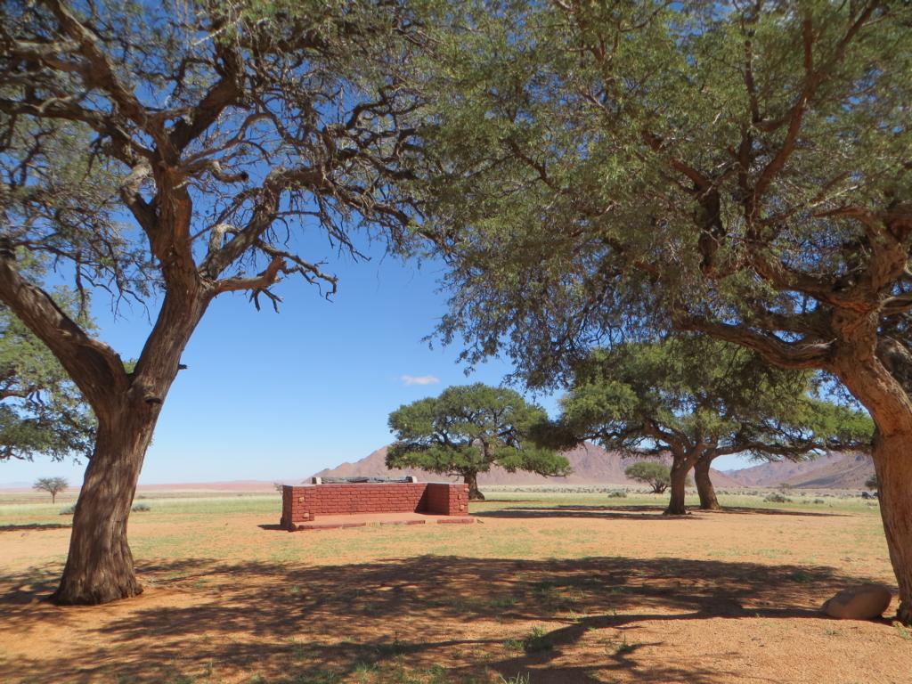 Zeltplatz - Namtib Desert Lodge