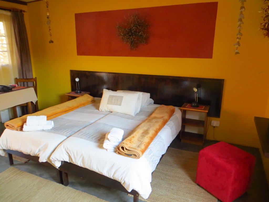 Zimmer - Namtib Desert Lodge