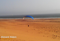 Element Riders Namibia: Gleitschirm-Soaring