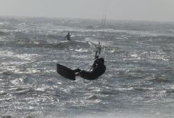 Element Riders Lüderitz & Walvisbay: Kitesurfen
