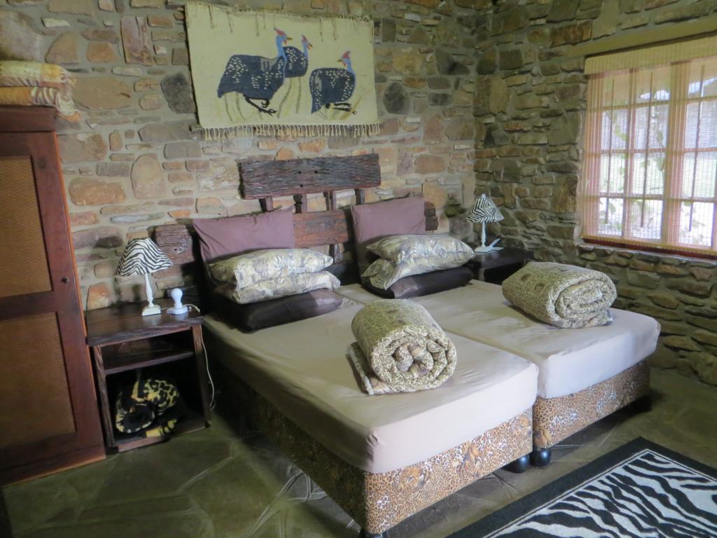 Zimmer - Yakandonga Lodge