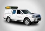 Namibia-4x4-Mietwagen: Doppelkabine und Dachzelt - der Standard für Namibia-Reisen