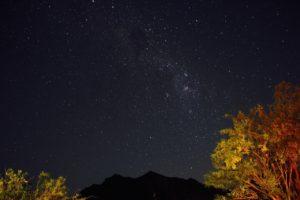 Sternenhimmel Namibias