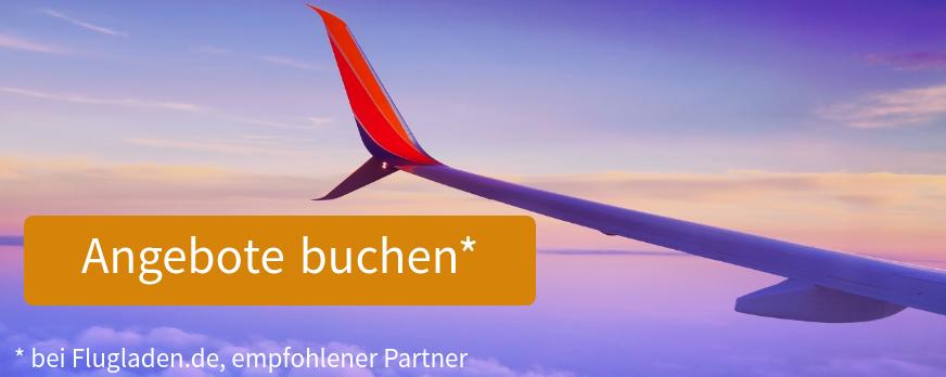 """Flüge buchen - Button """"Angebote buchen"""""""
