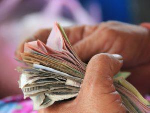 Bezahlen in Namibia mit Bargeld