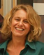"""Porträt - Carmen Strölin, Autorin des Buches """"Feuerfreundschaft - Ein Abenteuer in Namibia"""""""