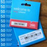 Namibia - Prepaid SIM-Karte & Guthaben von MTC